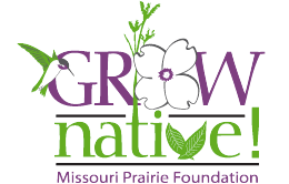 Grow Native - Missouri Prairie Foundation Logo